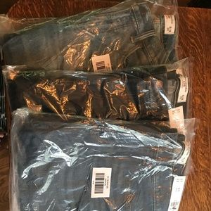 3 Pairs Boys 15/16 A+F jeans brand new